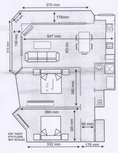 Location de vacances - Appartement à Nerja
