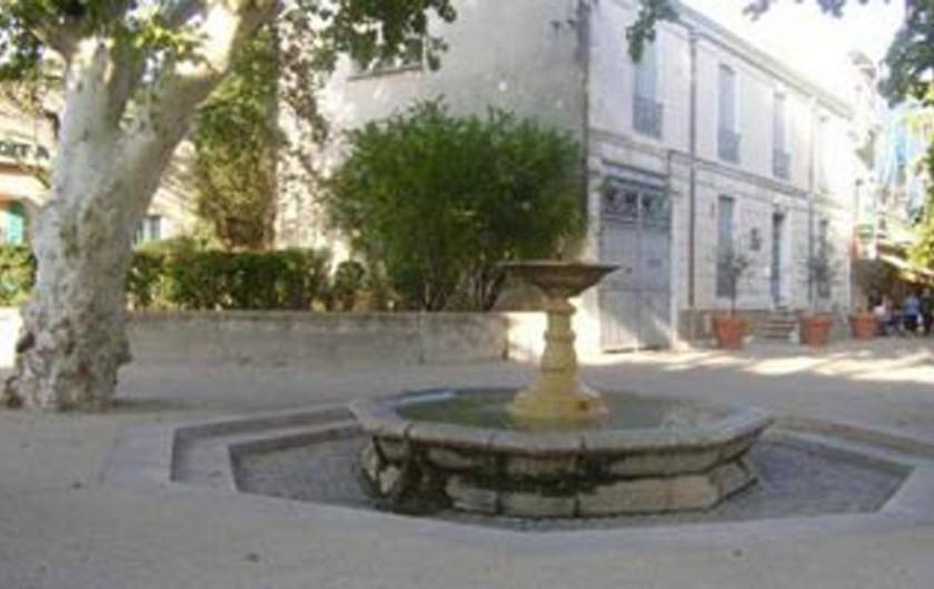 Location de vacances - Chambre d'hôtes à Calvisson
