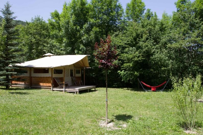 Location de vacances - Chalet à Veynes