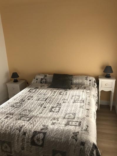 Location de vacances - Appartement à Gruissan - Chambre 2 de 13 m²