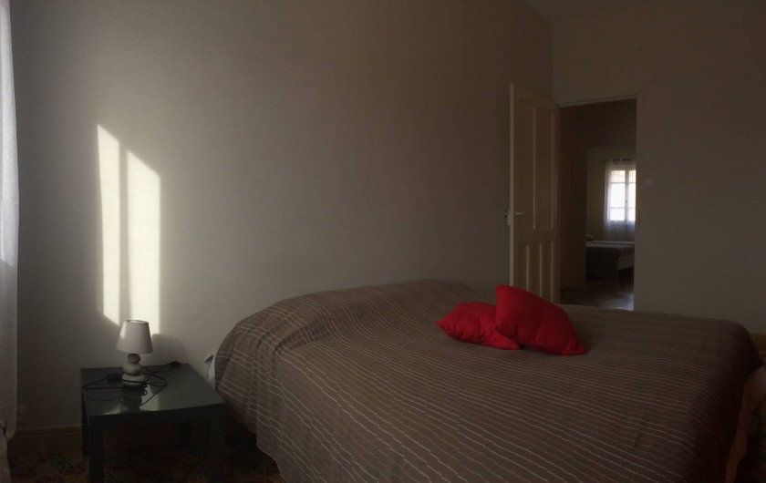 Location de vacances - Maison - Villa à Gruissan - chambre 2