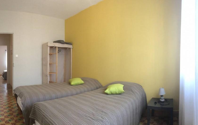 Location de vacances - Maison - Villa à Gruissan - chambre 3