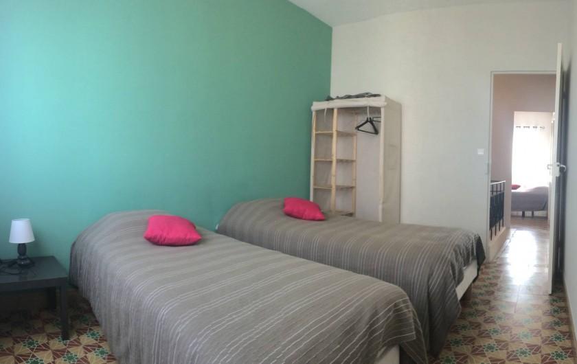 Location de vacances - Maison - Villa à Gruissan - chambre 4
