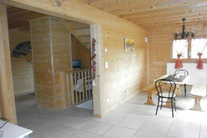 Location de vacances - Chalet à Anould