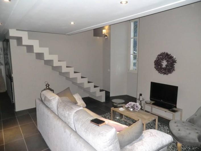 Location de vacances - Appartement à Menton