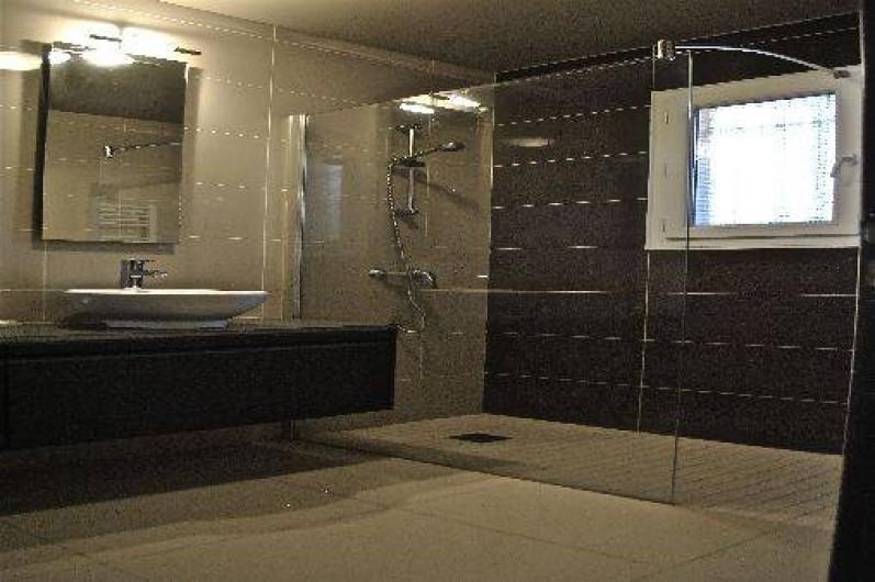 Location de vacances - Appartement à Argelès-sur-Mer - salle de bains