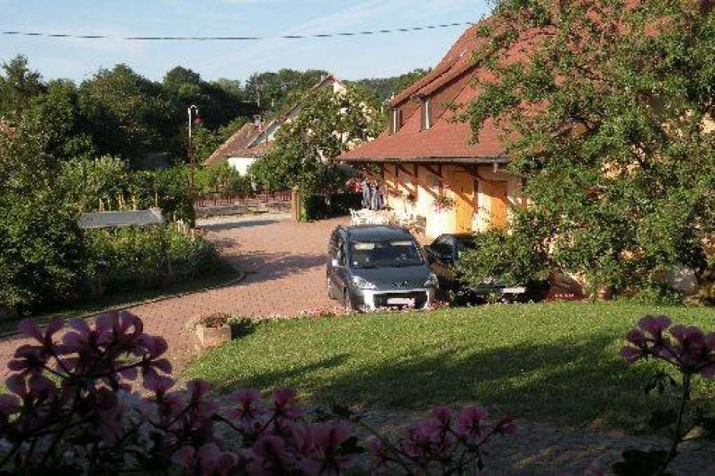 Location de vacances - Gîte à Roderen