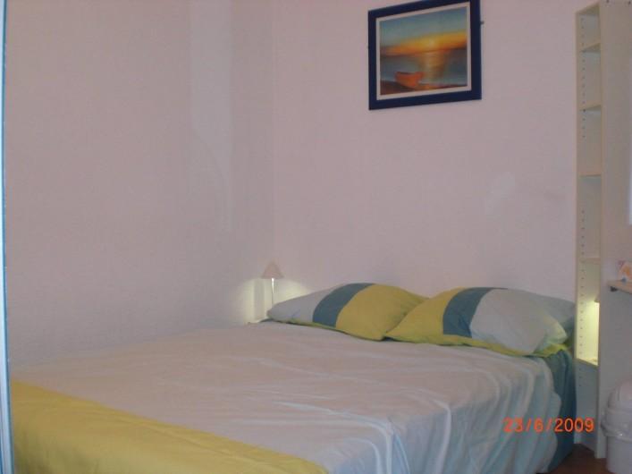 Location de vacances - Appartement à Saint-Cyprien Plage - chambre 1