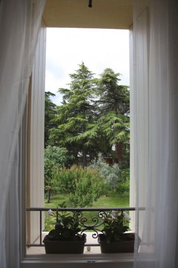 Location de vacances - Chambre d'hôtes à Cournonterral - L'Entre Coeur