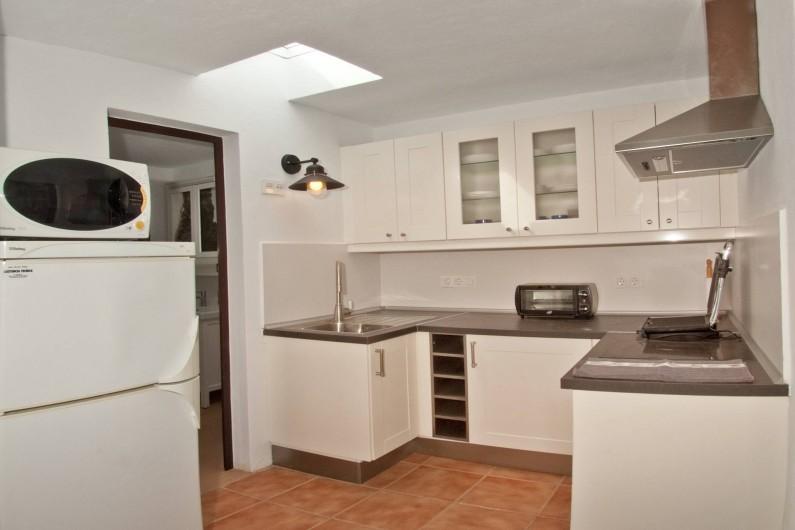 Location de vacances - Chalet à Costa Teguise - Cuisine Studio