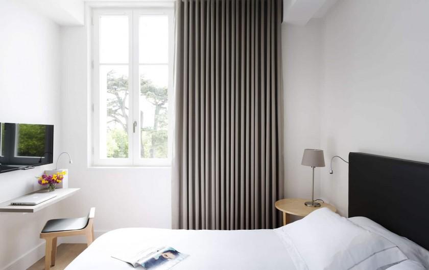 Location de vacances - Chambre d'hôtes à Autignac - Chambre « La Maurelle »