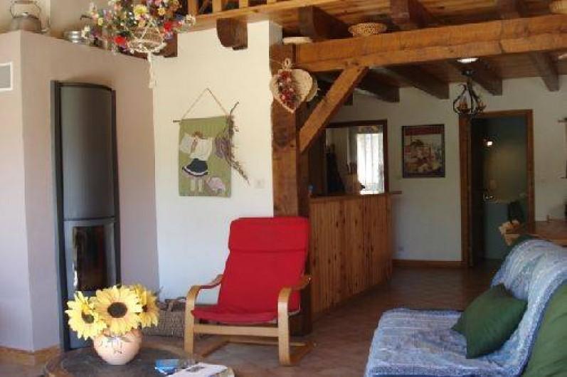 Location de vacances - Chalet à Saint-Chély-d'Aubrac