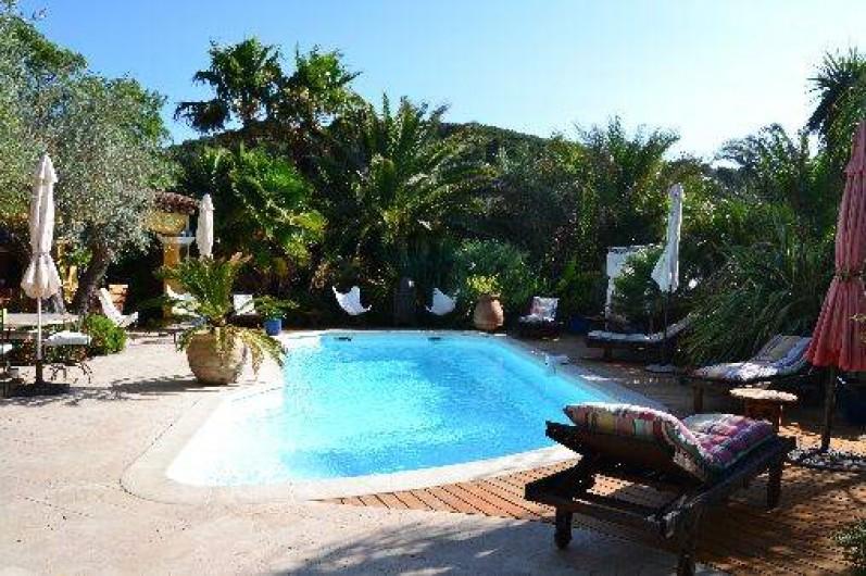Location de vacances - Villa à Solliès-Pont