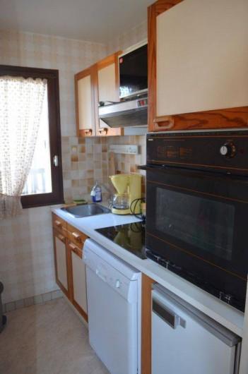 Location de vacances - Appartement à Cabourg - cuisine