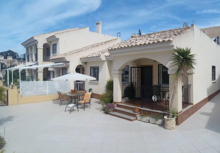 Location de vacances - Chalet à Alicante - Vue générale