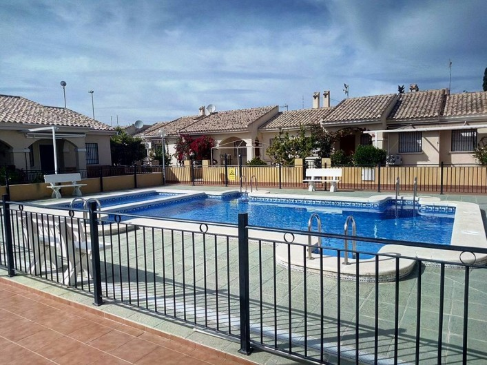 Location de vacances - Chalet à Alicante - Piscine