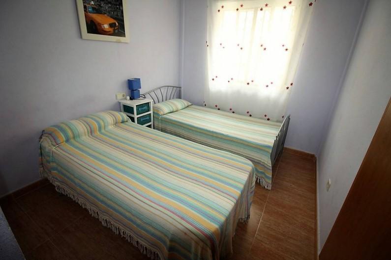 Location de vacances - Chalet à Alicante - Chambre 3