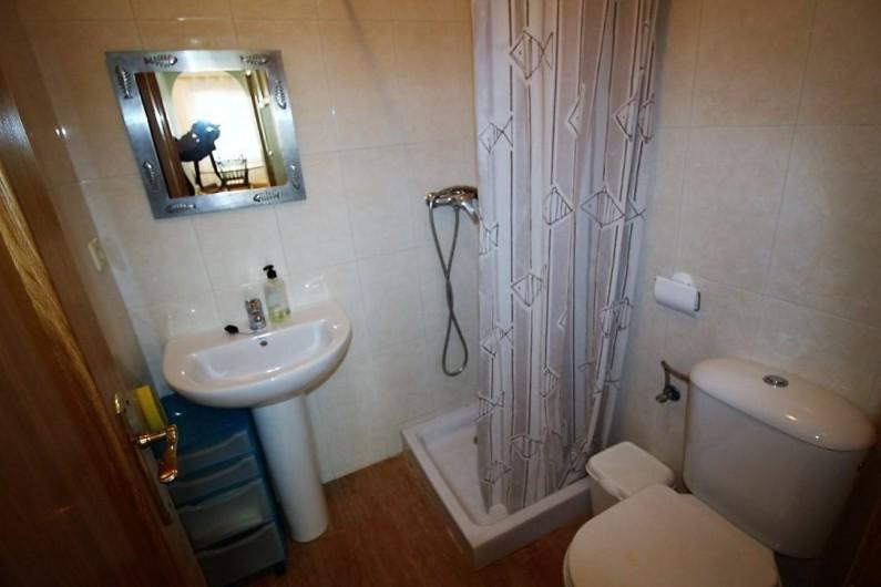 Location de vacances - Chalet à Alicante - Toilette