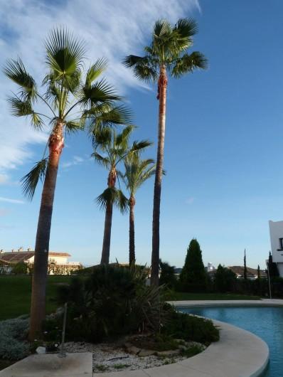 Location de vacances - Appartement à Las Lagunas de Mijas