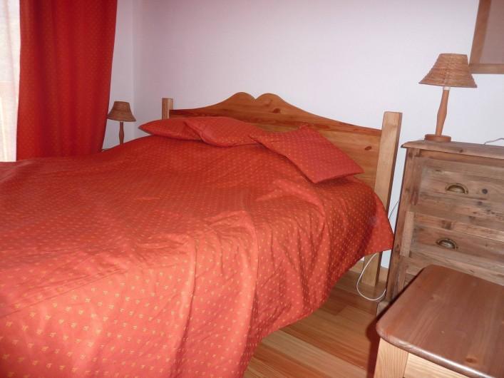 Location de vacances - Appartement à La Grave - Chambre