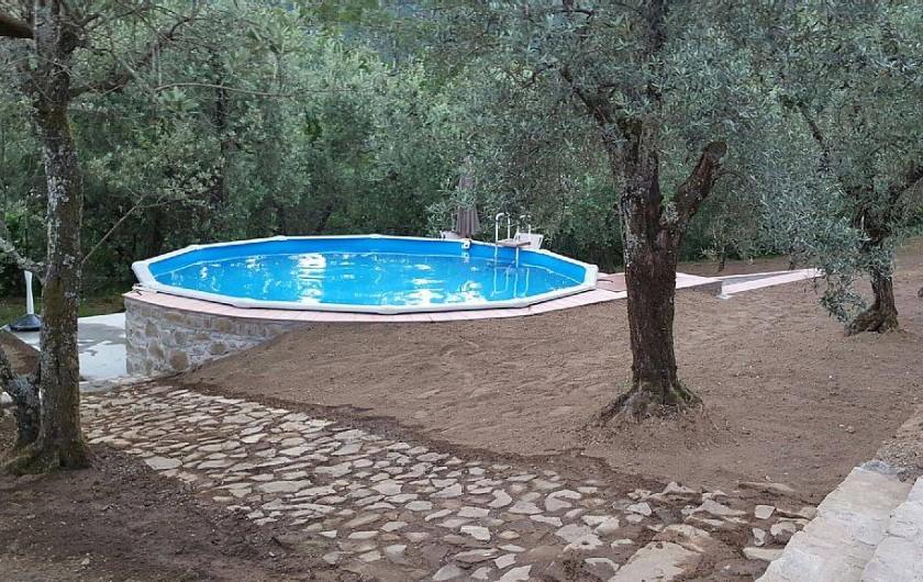 Location de vacances - Appartement à Marliana