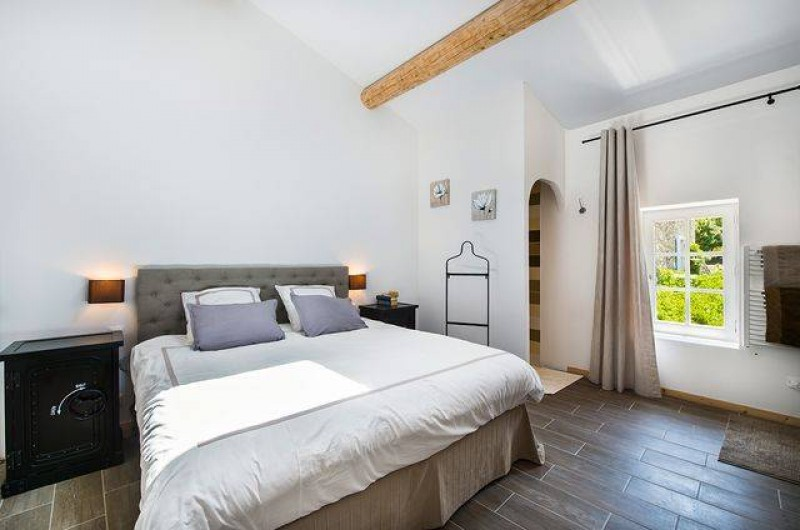 Location de vacances - Chambre d'hôtes à Rochebaudin - Marronnaie