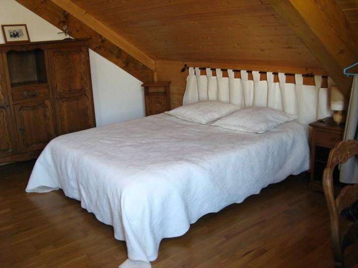 Location de vacances - Chalet à Theys - chambre #2