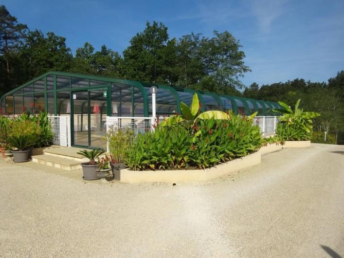 Location de vacances - Gîte à Auriac-du-Périgord - Abris 16m/10m 160 m²