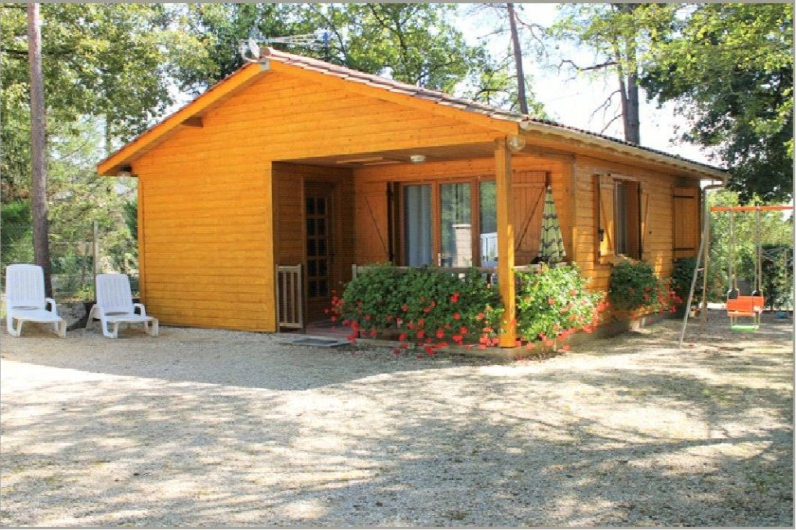 Location de vacances - Gîte à Auriac-du-Périgord - Gite les Pins