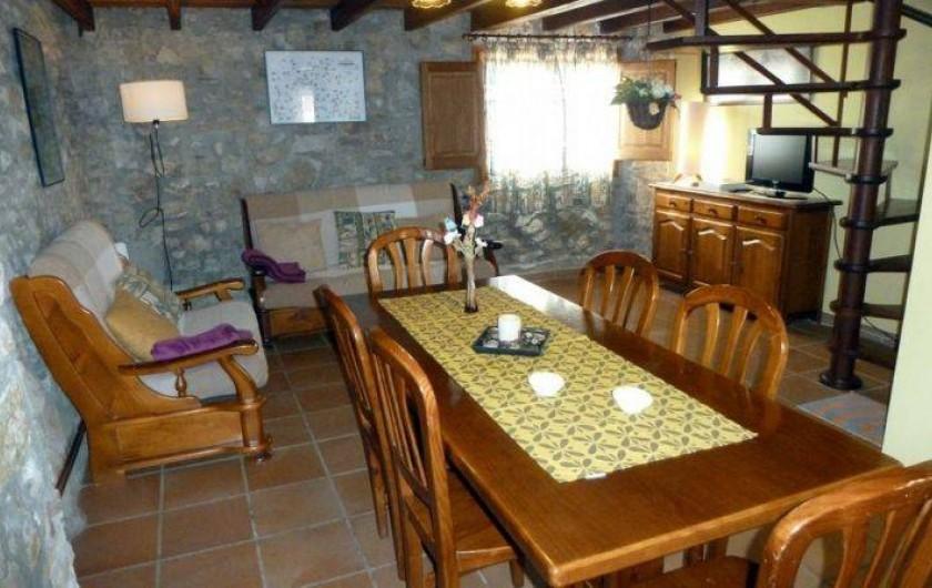 Location de vacances - Gîte à La Garrotxa - Cal Cisteller