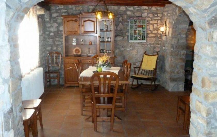 Location de vacances - Gîte à La Garrotxa - Cal Ferrer