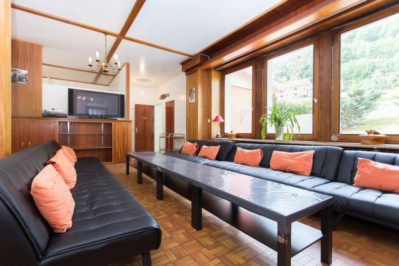 Location de vacances - Gîte à Bussang - salon