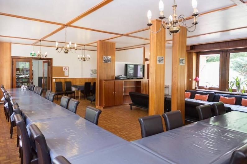 Location de vacances - Gîte à Bussang - salle a manger