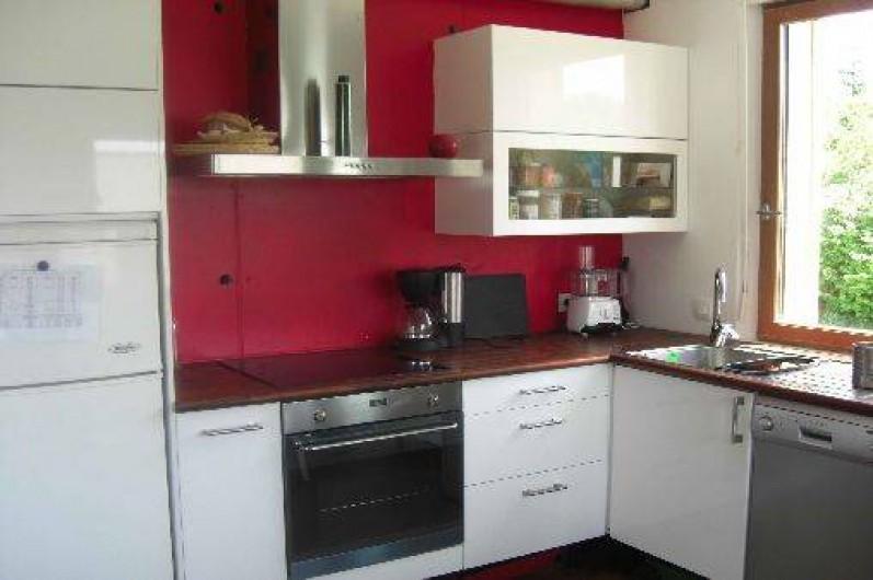 Location de vacances - Maison - Villa à Puy-Saint-Eusèbe