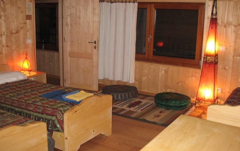 Location de vacances - Chambre d'hôtes à Cesiomaggiore - camera