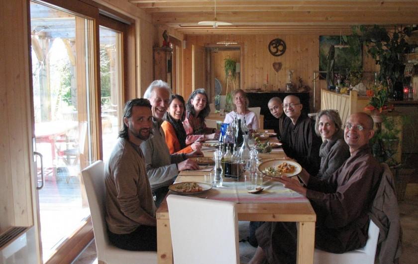 Location de vacances - Chambre d'hôtes à Cesiomaggiore - ristorante