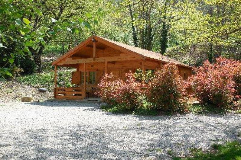 Location de vacances - Chalet à Coux