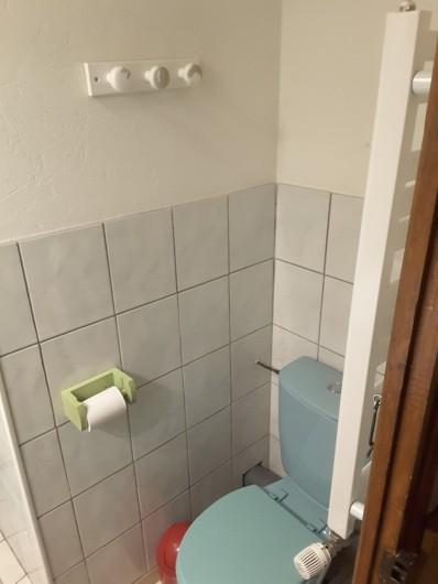 Location de vacances - Gîte à Bussang - Petit Appartement - Salle de douche