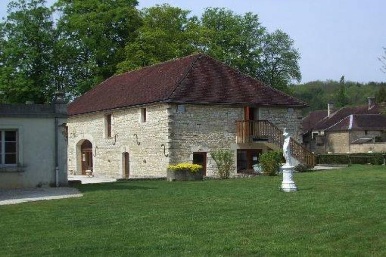 Location de vacances - Gîte à Étourvy