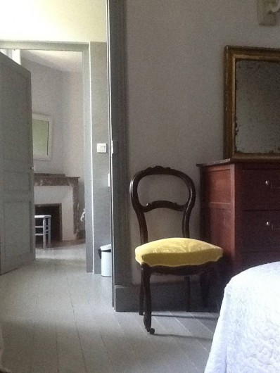 Location de vacances - Mas à Carcassonne - Chambres 3 & 4.