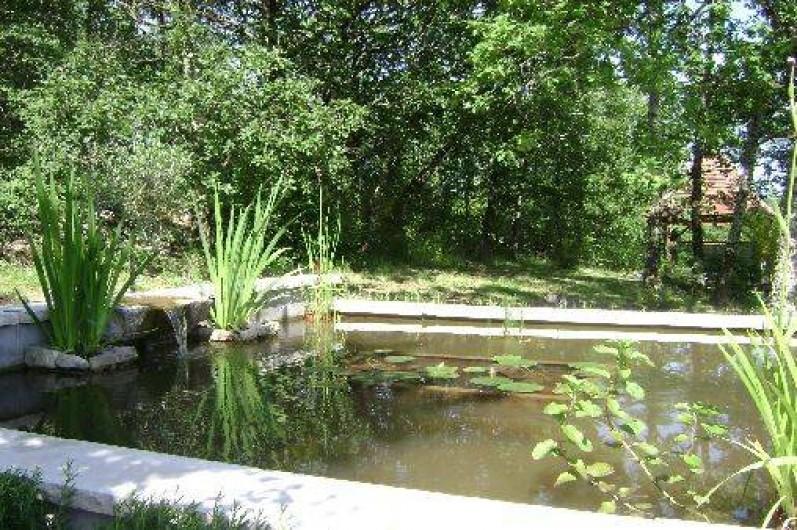 Location de vacances - Gîte à Saint-Chamarand
