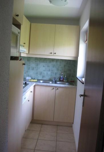 Location de vacances - Appartement à Les Menuires - Cuisine aménagé