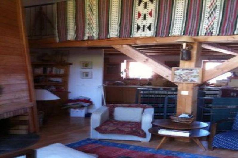 Location de vacances - Chalet à Montchavin