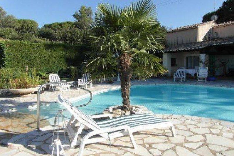 Location de vacances - Villa à Saint-Paulet-de-Caisson