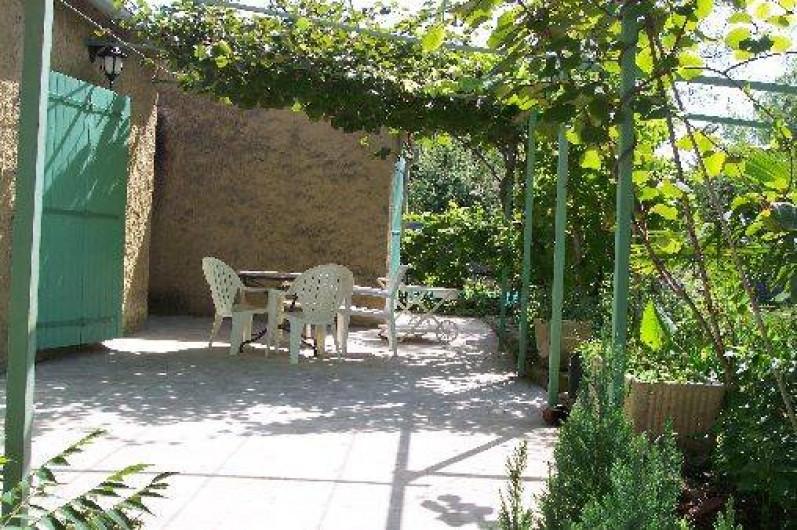 Location de vacances - Villa à Mondragon