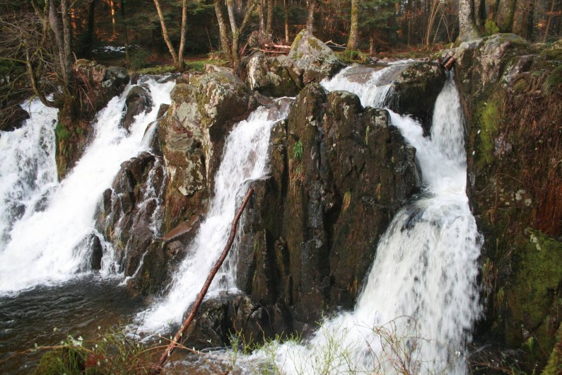 Location de vacances - Gîte à Sapois - Balades avec cascades