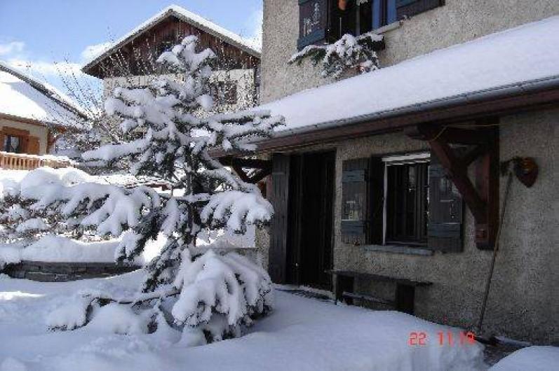 Location de vacances - Gîte à Montricher-Albanne