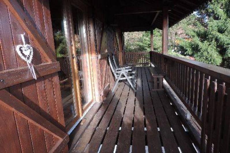 Location de vacances - Chalet à Bussang