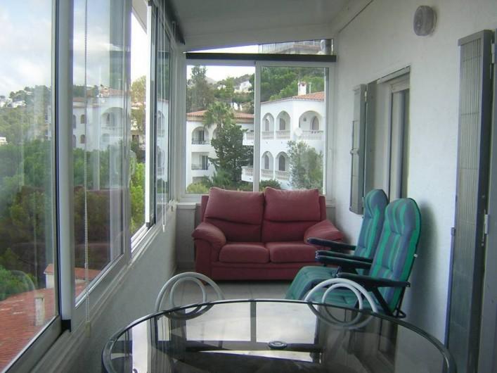 Location de vacances - Appartement à Roses