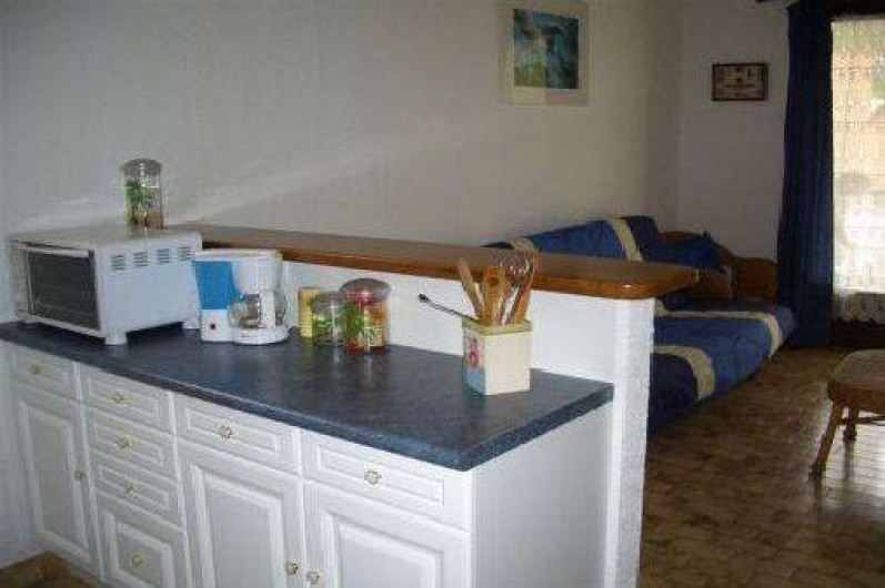 Location de vacances - Appartement à Saint-Gilles les Bains